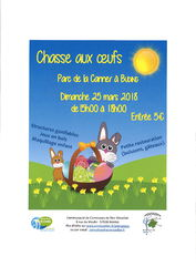 25/03/2018 - Chasse aux oeufs Buding